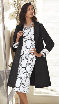 Cynthia Jacket Dress