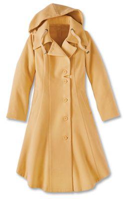 Golden Coat