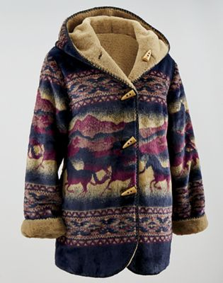 Western Horse Jacket