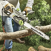 "16"" Corded Chain Saw by Earthwise"
