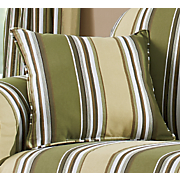 Classic Stripe Decorative Pillow