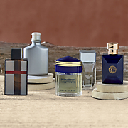 mixed 5 pc  mini cologne set for him