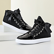 Side-Lace High Top