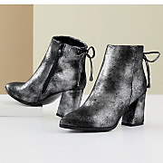 Marble Bootie by Monroe and Main