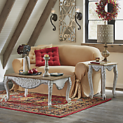 Sunderly Coffee Table, Console and End Table