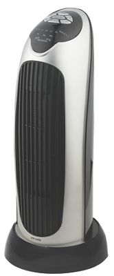 "17"" Oscillating Ceramic Tower Heater by Optimus"