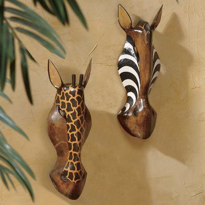 Safari Wall Mask
