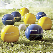 Premier Bocce Set with Carry Bag by Triumph Sports