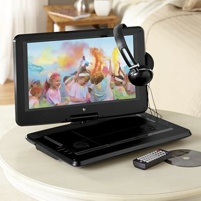 """14"""" Portable DVD Player by Ematic"""