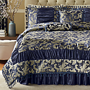 Allison Comforter Set and Accent Pillows