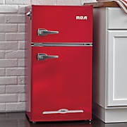 3.2 Cu. Ft. Retro Fridge/Freezer by RCA