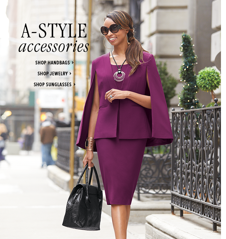A Style Accessories - Shop Handbags
