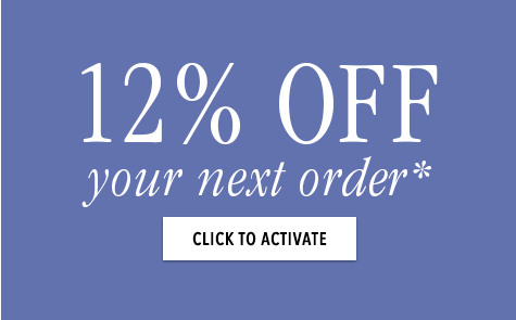 Take 12% Off Your Order