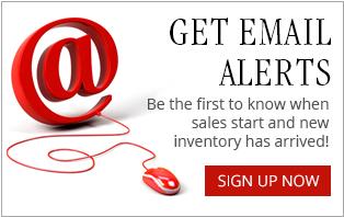 Get Email Alerts