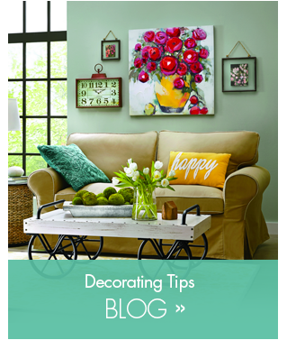 Banner - Decorating Tips - Read Decorating Tips and More on Blogs