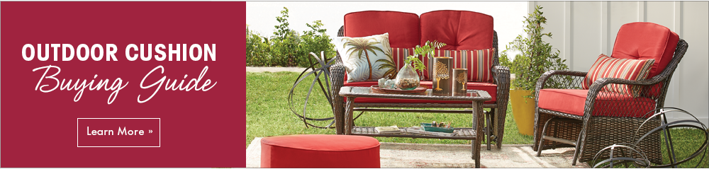 Outdoor Cushions Buying Guide