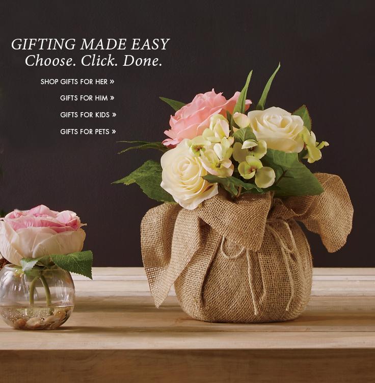 Banner: Pay It Forward: Make gifting a way of life.