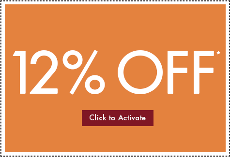 12% Off Your Order!