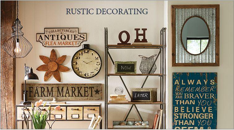Rustic Decorating rustic decorating | country door