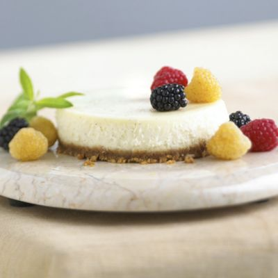 Cheesecake with Wisconsin Les Frères