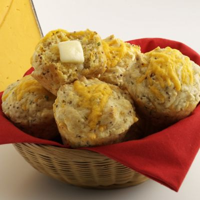 Country Cheddar Muffins
