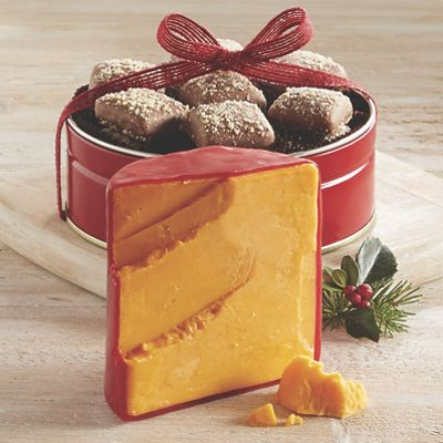 Classic Cheddar Cheese OR Wisconsin Butter Toffee