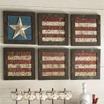Flag Wall Art