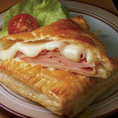 Homestyle Ham And Wisconsin Cheese Pockets