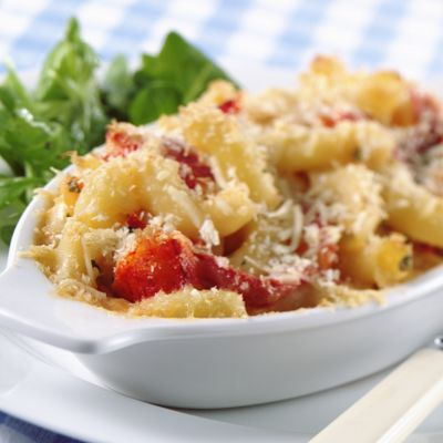 Lobster Cheesy Mac with Four Wisconsin Cheeses