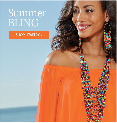 Summer Bling Shop Jewelry, featuring Seed Bead Jewelry