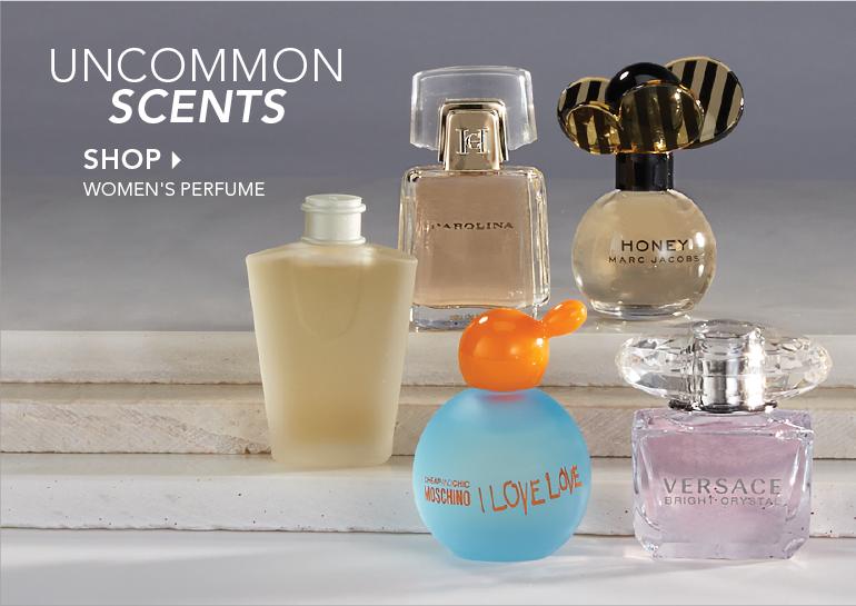 Uncommon Scents - Shop Women's Perfume, featuring 5 pc Violet Mini Collection