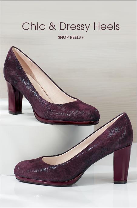 Chic & Dressy Heels - Shop Heels, featuring Fawn Pump