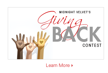 Giving Back Contest