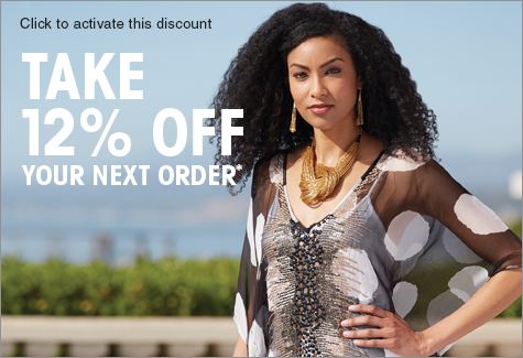 Take 12% Off Your Next Order