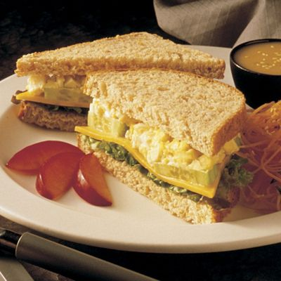 Wisconsin New Age Egg Salad