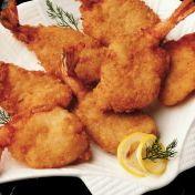 Breaded Fantail Shrimp