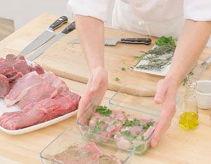 How to Marinate Steak
