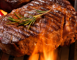 Roast on the Grill: Pork, Prime Rib and More