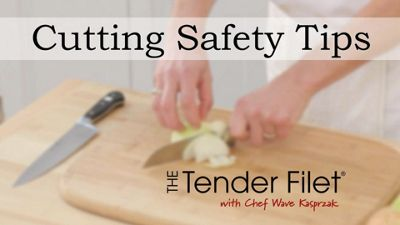 The Art of Using Your Knives and Cutting Vegetables