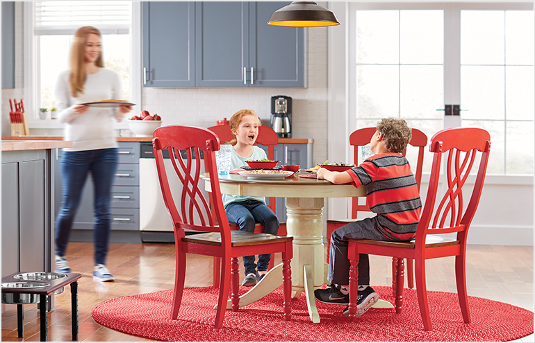 Shop Kitchen & Dining Furniture, Featuring Amery Table and Chairs
