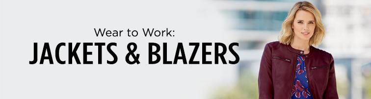 Desktop Jackets & Blazers