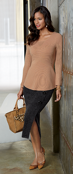 Shop Sweaters, Featuring Bar None Sweater