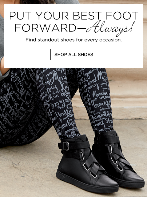 Put Your Best Foot Forward Always Find Standout Shoes For Every Occasion