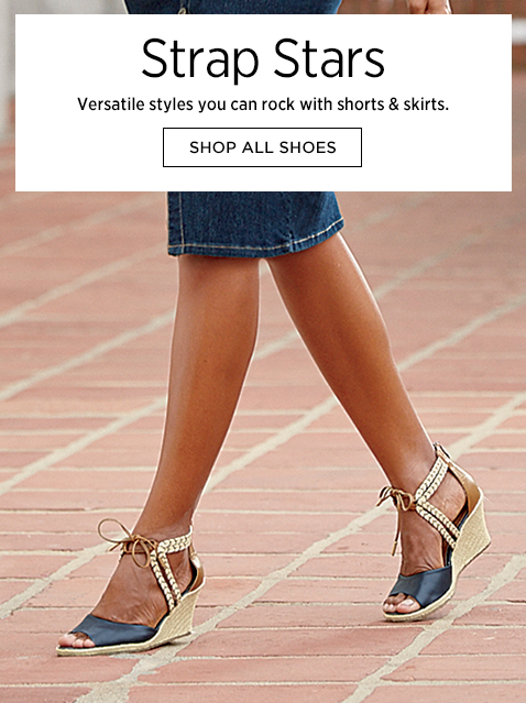 Strap Stars Versatile Styles You Can Rock With Shorts Skirts