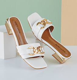 Sandals Featuring Pine Slide By Ninety Union