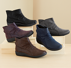 Shop Clarks, Featuring Sillian Sway Bootie