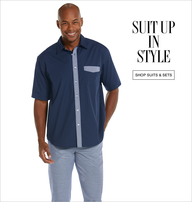 Suit Up In Style - Shop Suits & Sets