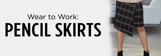 Mobile Pencil Skirts