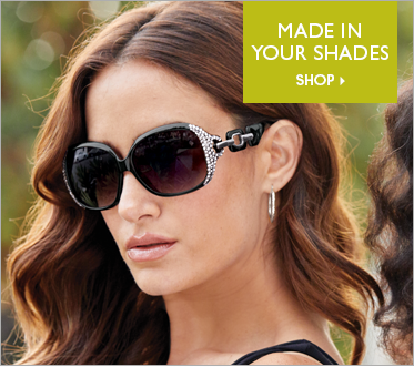 Made in Your Shades  - Shop Sunglasses Featuring Oversized Sunglasses by Chloe