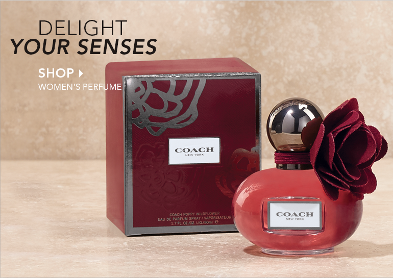 Delight Your Senses - Shop Women's Perfume Featuring Wildflower by Coach